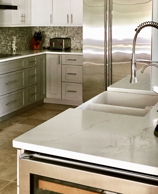 Should Kitchen and Bath Cabinets Match?